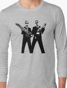 Men in Black Long Sleeve T-Shirt