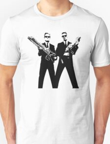 Men in Black Unisex T-Shirt