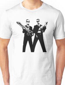 Men in Black Unisex T-Shirt