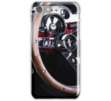 Ford Mustung Details #7 iPhone Case/Skin