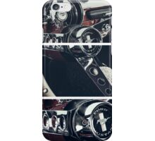 Ford Mustung Details #10 iPhone Case/Skin