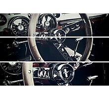 Ford Mustung Details #10 Photographic Print