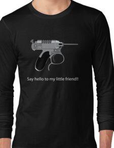 Men in Black mini Gun Long Sleeve T-Shirt