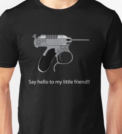 Men in Black mini Gun Unisex T-Shirt