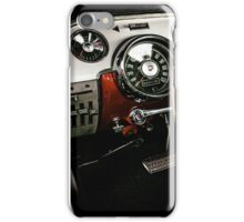 Ford Mustung Details #9 iPhone Case/Skin