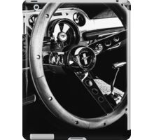 Ford Mustung Details #8 iPad Case/Skin