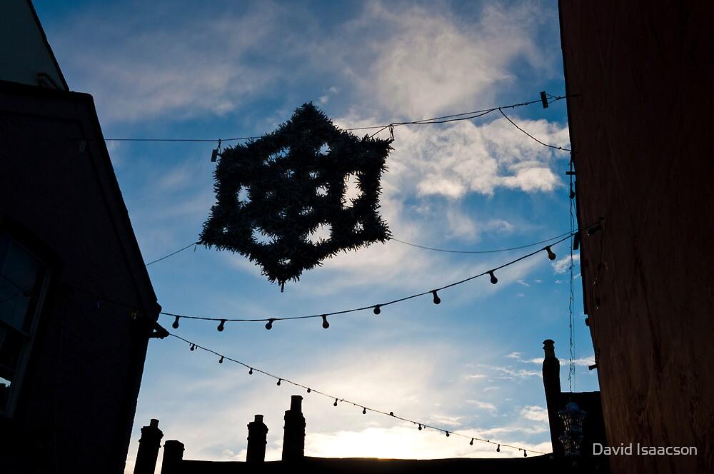 Christmas in Stony Stratford by David Isaacson