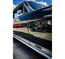 Ford Mustung Details #6 Photographic Print