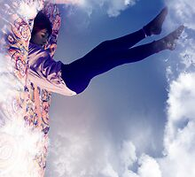 Dreaming On A Cloud by tanahelene
