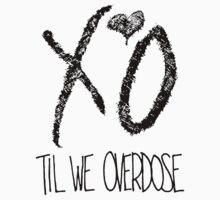XO Til We Overdose (Black)