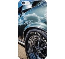 Ford Mustung Details #3 iPhone Case/Skin