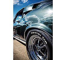 Ford Mustung Details #3 Photographic Print