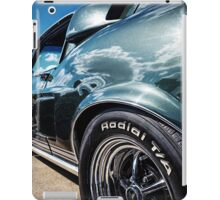 Ford Mustung Details #3 iPad Case/Skin