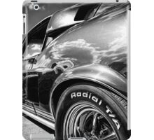 Ford Mustung Details #4 iPad Case/Skin