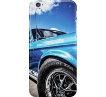 Ford Mustung Details #1 iPhone Case/Skin