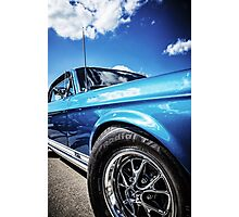 Ford Mustung Details #1 Photographic Print