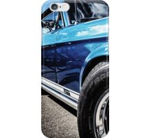 Ford Mustung Details #2 iPhone Case/Skin