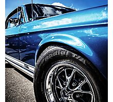 Ford Mustung Details #2 Photographic Print