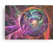 Higher spirit Canvas Print