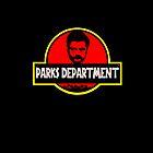 PAWNEE PARKS by FrankSmithArt