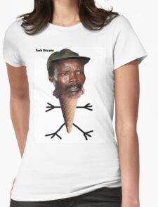 KONY Womens Fitted T-Shirt