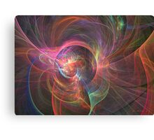 Well-balanced mind Canvas Print