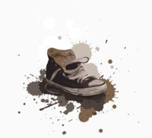 Shoe Drops Kids Tee