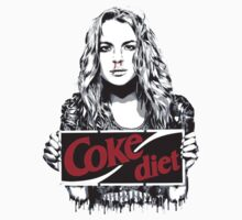 Coke Diet Tee by JodeyDesigns