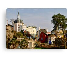Classic Portmeirion Canvas Print