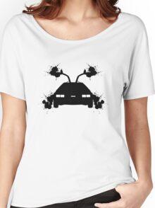 Rorschach DMC Women's Relaxed Fit T-Shirt