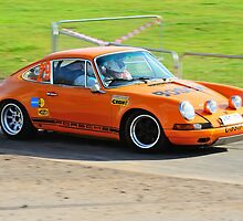 Porsche 911 ST Rally by Willie Jackson