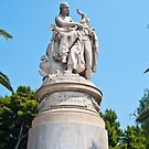 Greece crowning Lord Byron IV by Clockworkmary