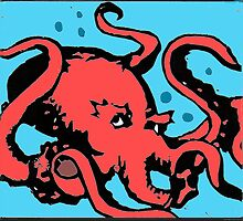 Octopi L'art by Keith Farris