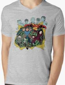 Giant Size Avatar Mens V-Neck T-Shirt