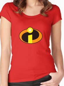 The incredibles Women's Fitted Scoop T-Shirt