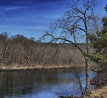 Down by the River  by NEDreamsPhoto