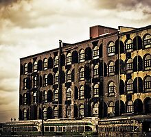 Time Tells Its Own Tales - Red Hook - Brooklyn by Vivienne Gucwa