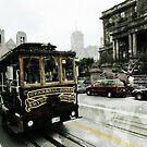 San Francisco by ANDREA SIDENSTRICKER