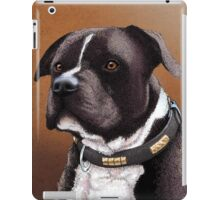 Staffordshire bull terrier 2 iPad Case/Skin