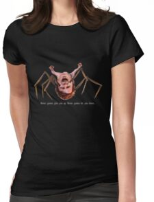 Thingrolled! Womens Fitted T-Shirt