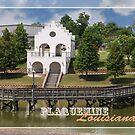 Plaquemine, Louisiana (Card) by Sharon Elliott-Thomas