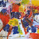 The Bull Fighter  by Reynaldo