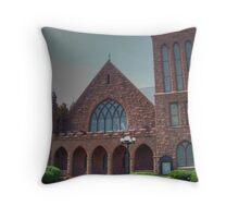 Asbury United Methodist Church HDR Throw Pillow