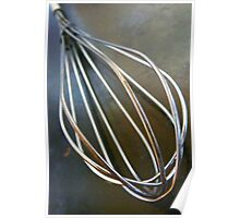 Wire Wisk Poster