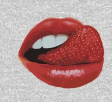 Strawberry Tongue T-Shirt