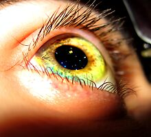 galactic eye by BriteFuture