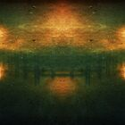 'Temple on the Lake' by Tom Erik Douglas Smith