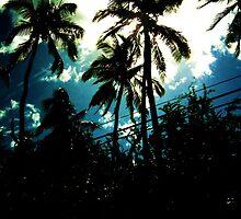 dark palms by BriteFuture