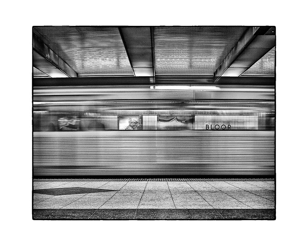 Bloor by Brian Carson