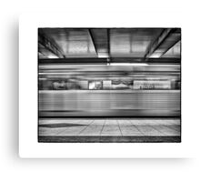 Bloor Canvas Print